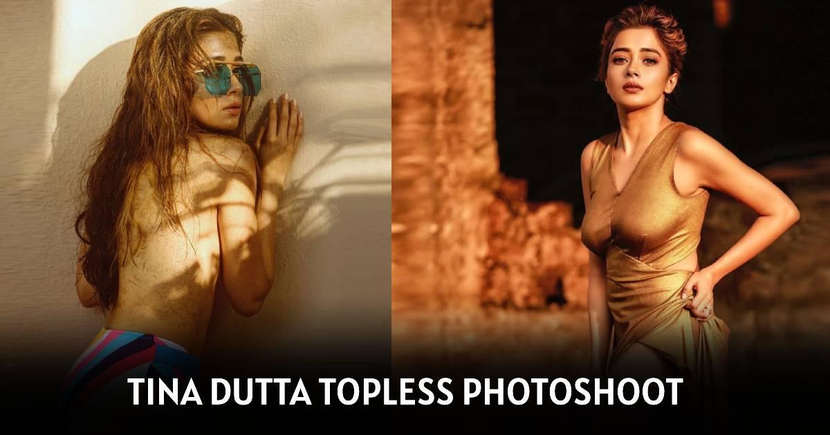 Tina Dutta Top less